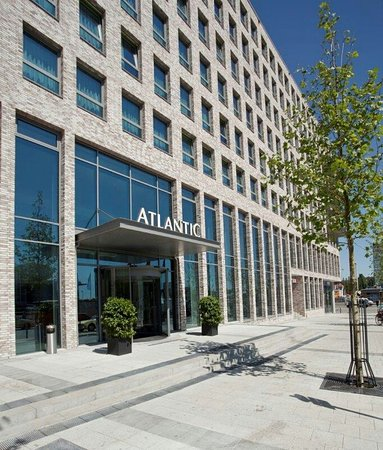 Atlantic Hotel: Exterior