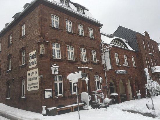 Nideggen, Germany: Hotel Restaurant Ratskeller