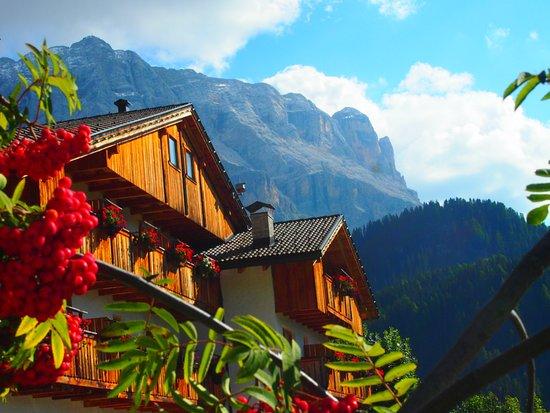 La Valle, Italien: Particolare autunnale