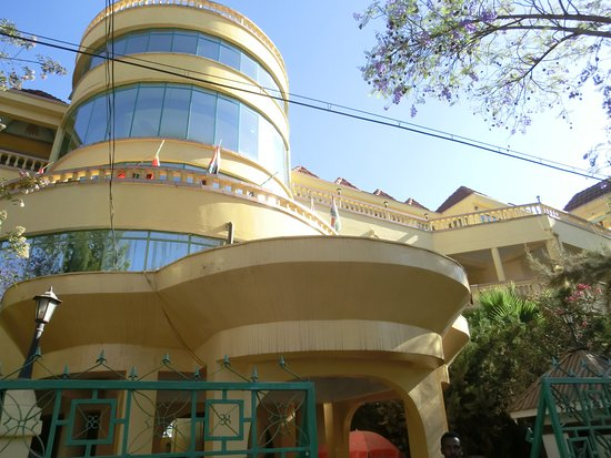 Heritage Plaza Hotel