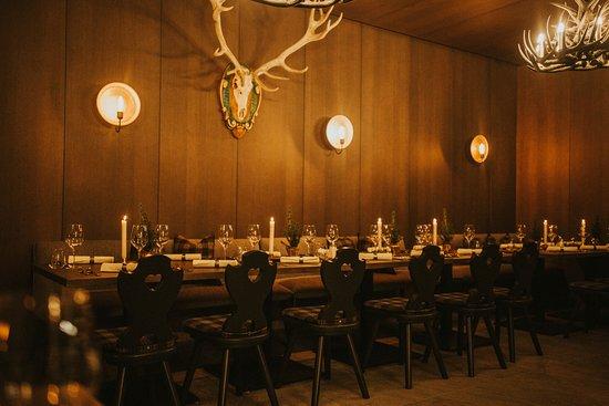 Adler Resort : Jagdstube