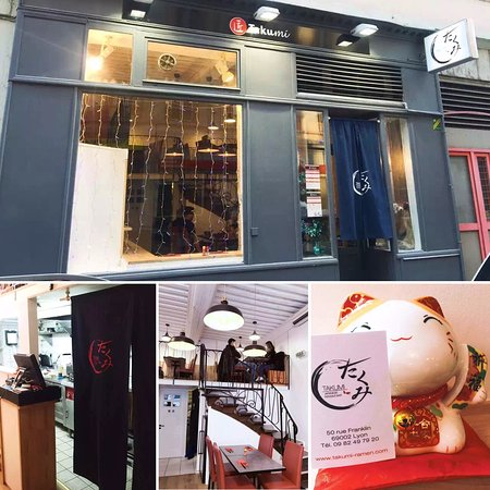 Takumi Lyon Restaurant Avis Num 233 Ro De T 233 L 233 Phone