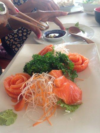 Kanpai: Sashimi!