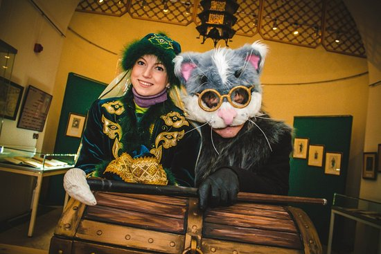 Kazan Cat Tale