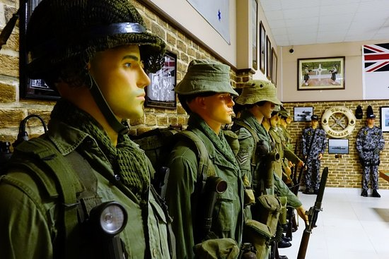 The Robert Taylor Museum Of Worldwide Arms