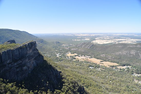 Halls Gap, Australia: Pinnacle