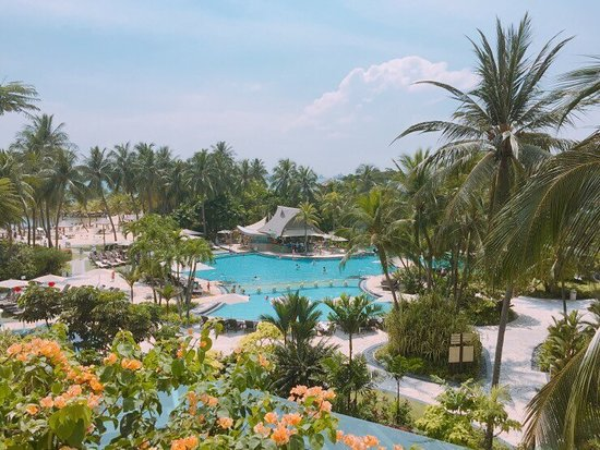Shangri-La's Rasa Sentosa Resort & Spa: 샹그릴라 라사 센토사 리조트
