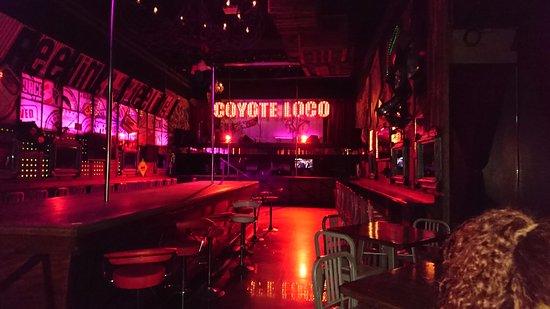 Coyote Loco Bar Picture Of Grand Oasis Cancun Cancun