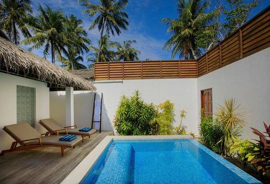 Deluxe Villa with Pool - Picture of Velassaru Maldives, Velassaru Island -  Tripadvisor