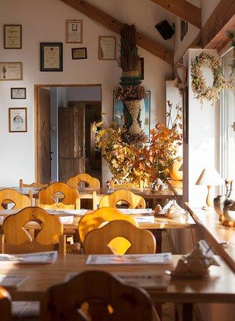 Warmia-Masuria Province, Pologne : Sala restauracyjna