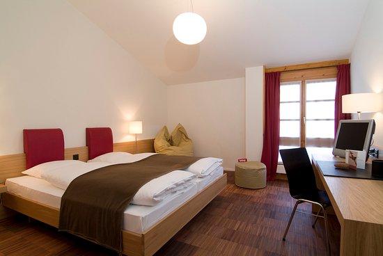 Hotel Schweizerhof: Budgetzimmer