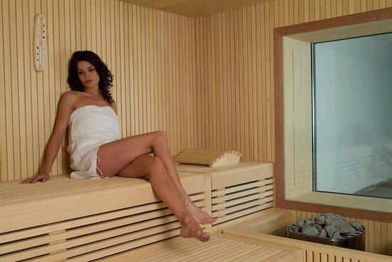 Hotel Schweizerhof: Sauna