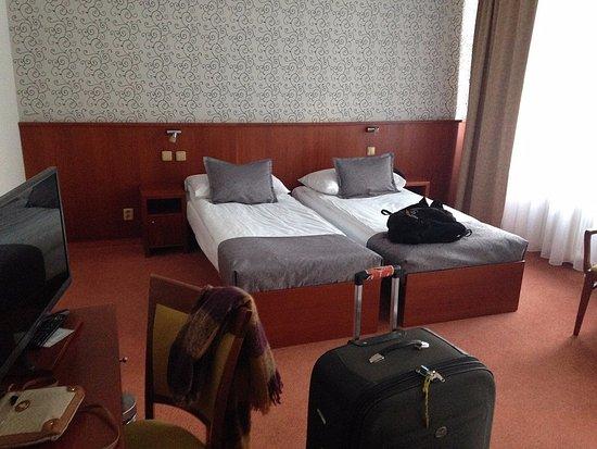 Hotel Atlantic: Room 314