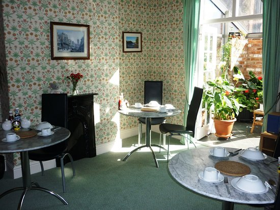 Sycamore House : Breakfast room