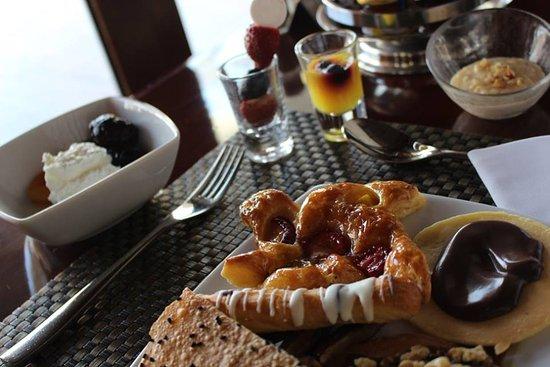 Hilton Luxor Resort & Spa: Café da manhã maravilhoso