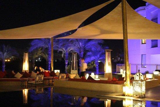 Hilton Luxor Resort & Spa: Um dos espaços mais bonitos do hotel!