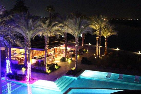 Hilton Luxor Resort & Spa: Vista do quarto! Ao fundo o Nilo