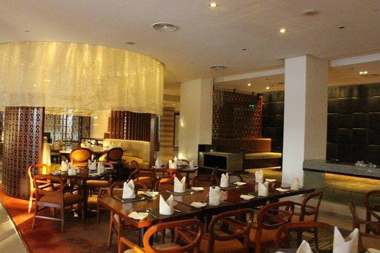Hilton Luxor Resort & Spa: Se possível faca um refeiçao em cada restaurante!São todos excelentes