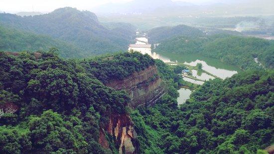 Renhua County, China: 丹霞景區