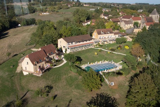 Tamnies, France: vue aérienne