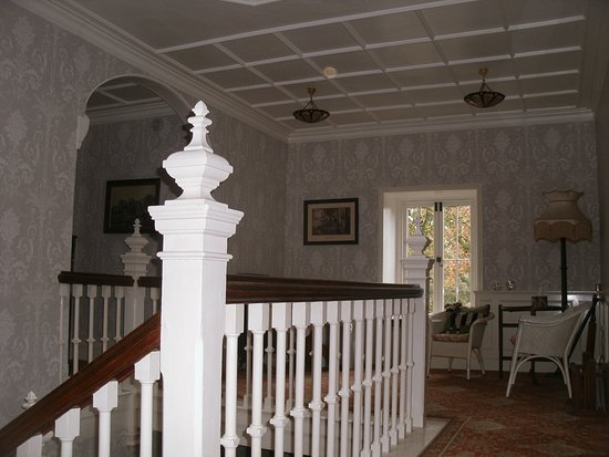 The Old Rectory Bed & Breakfast: Gallery landing