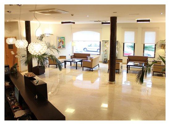 Hotel El Trebol : Hall