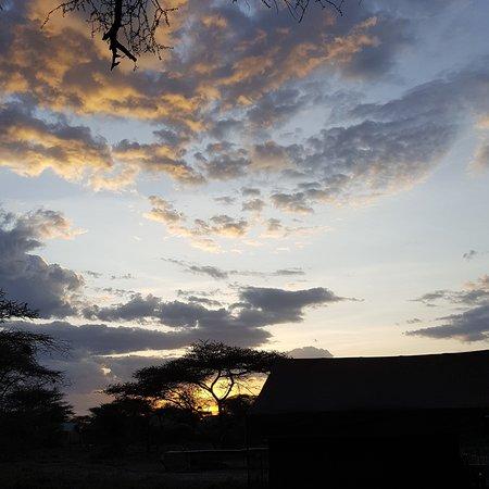 Ang'ata Migration Ndutu Camp照片