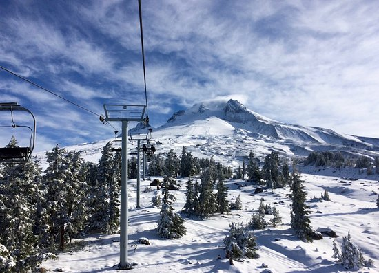 Timberline Lodge Picture