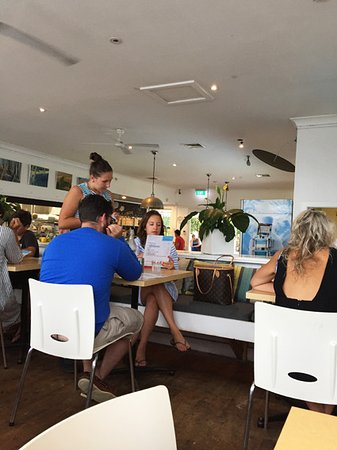 Hyams Beach, Avustralya: Interior