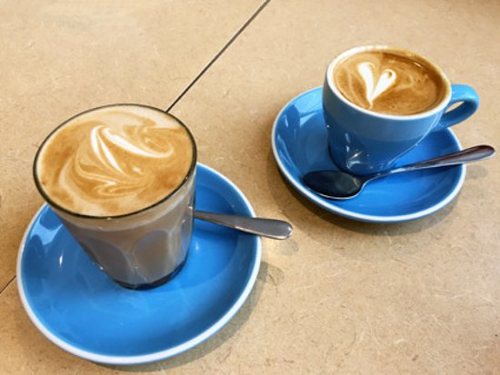 Hyams Beach, Avustralya: Coffees