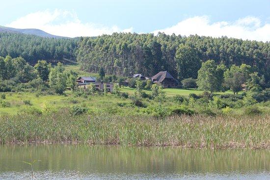 Foto de Gunyatoo Trout Farm & Guest Lodge