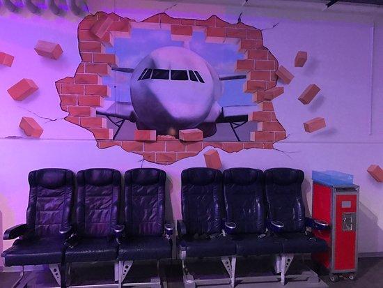 Flightodrom Remshalden mit A320 und 747 Simulator
