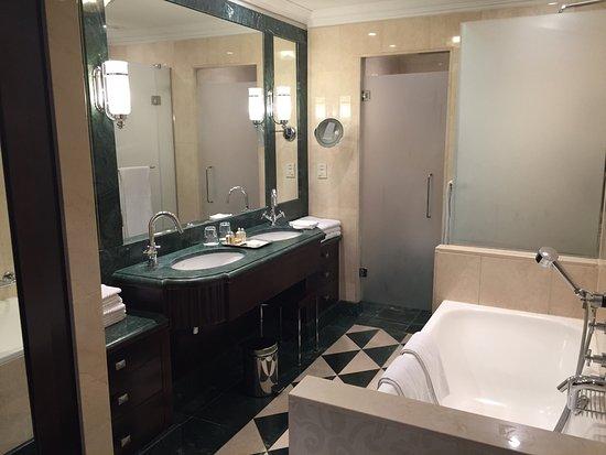 Esplanade Zagreb Hotel: Room 126