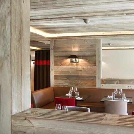 Hôtel Vanessa : Brasserie le V - 3