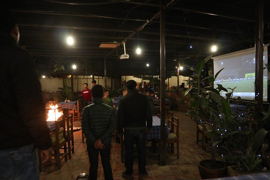 Northfield Cafe: friendly staff