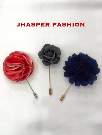 Lapel Pins for Suits - Picture of Jhasper Fashion Custom Tailors