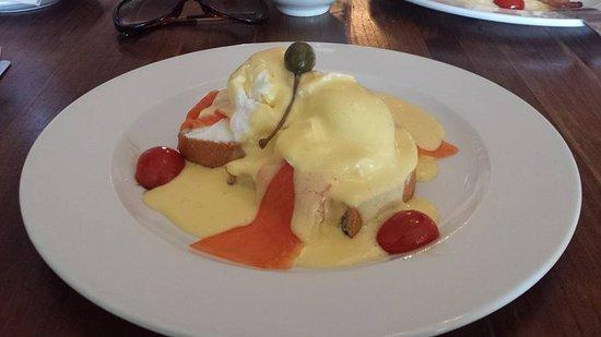 The Open Kitchen, Bakery & Deli: Eggs Benedict