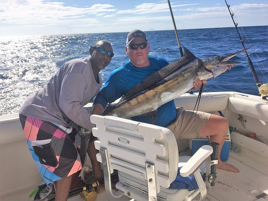 St Maarten Deep Sea Fishing Charters
