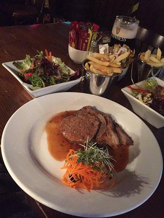 Эннис, Ирландия: roast of the day