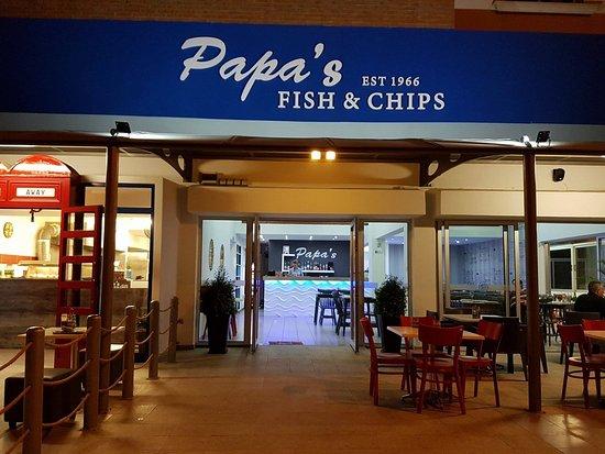 Papa S Fish Chip Restaurant Paralimni Reviews Phone Number Photos Tripadvisor