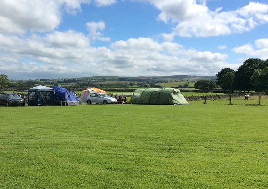 Orcaber Farm Caravan & Camping Park