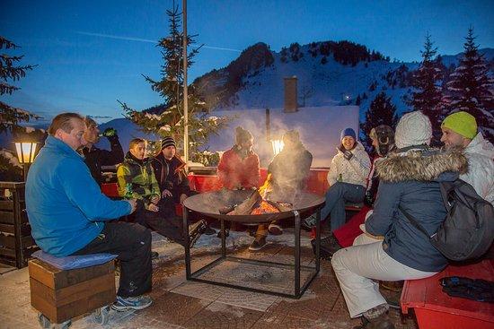 Berghaus Toni: Apres Ski