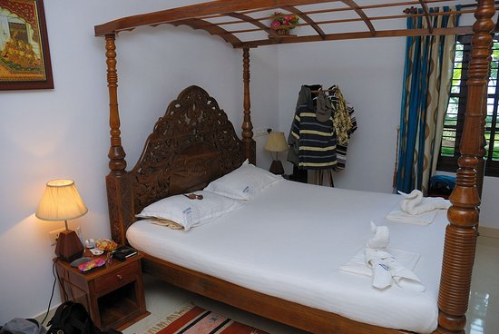 Varkala SeaShore Beach Resort: Bungalow Nr. 106