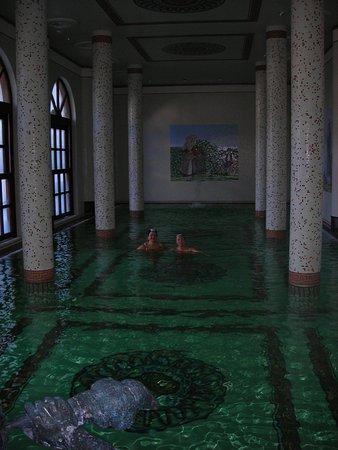 Terme Manzi Hotel & Spa: piscina coperta