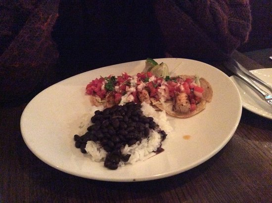 AGAVA Restaurant: fish taco