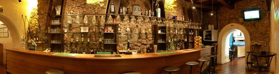 Xentra Restaurant and Bar: O nosso Bar, esta aberto ate as 02.00h