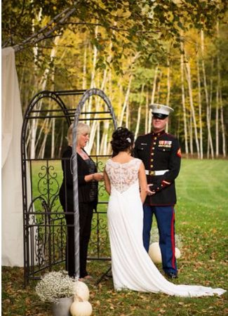 On Eagle's Wings Inn : Birch Grove Ceremony Site Option