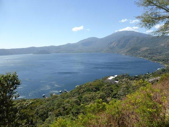 Lake Coatepeque: Coatepeque, El Salvador