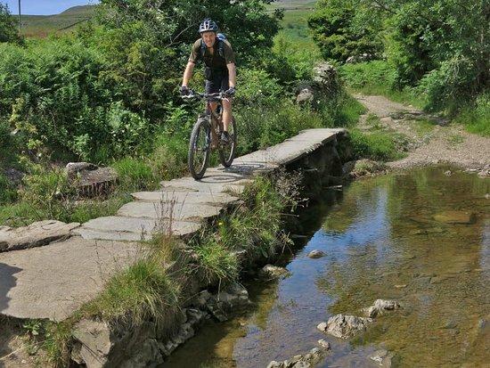 Mountain biking around Austwick and Feizor