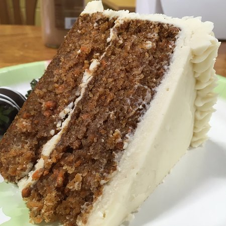 Waterville, ME: Carrot cake